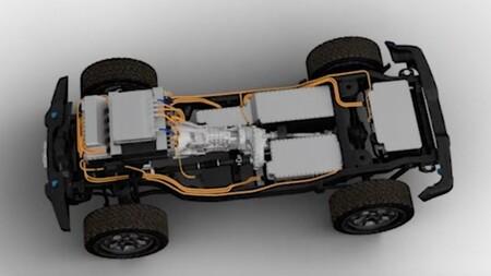 Jeep Wrangler Electrico Teaser 2