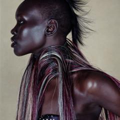 Foto 15 de 20 de la galería alek-wek-de-refugiada-sudanesa-a-supermodelo en Trendencias
