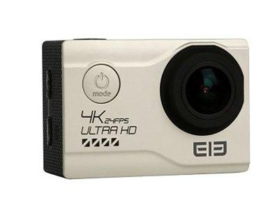 Elecam Explorer Elite 4K, una cámara de acción al mejor precio en Amazon y GearBest