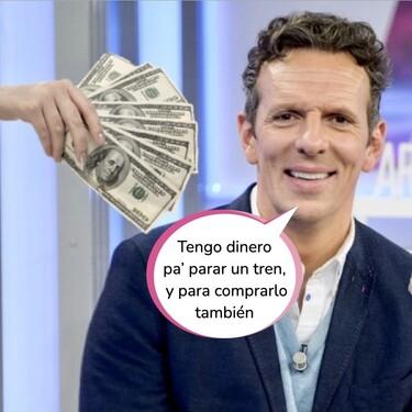 La gran fortuna de Joaquín Prat: el dineral que gana por sentar el culo junto a Ana Rosa Quintana en Telecinco