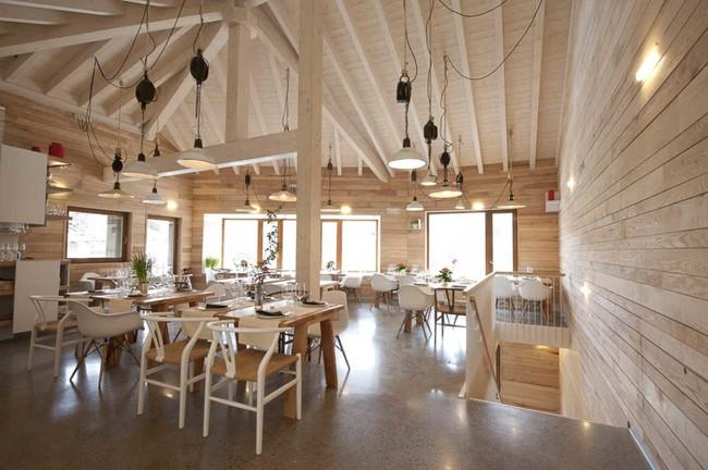 Apartamentos Rurales Asturias Tierradelagua Restaurante 07