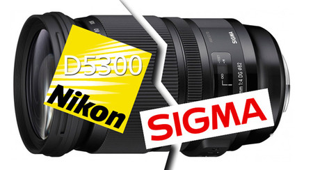 Sigma identifica un problema de compatibilidad en todos sus objetivos al usarse en la nueva Nikon D5300