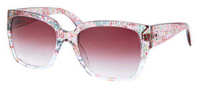 gafas de sol de flores