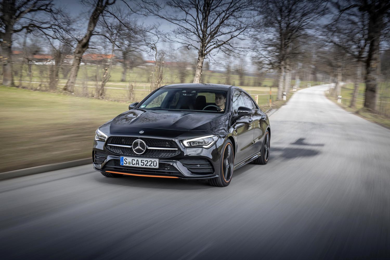 Foto de Mercedes-Benz CLA Coupé 2019, toma de contacto (183/248)