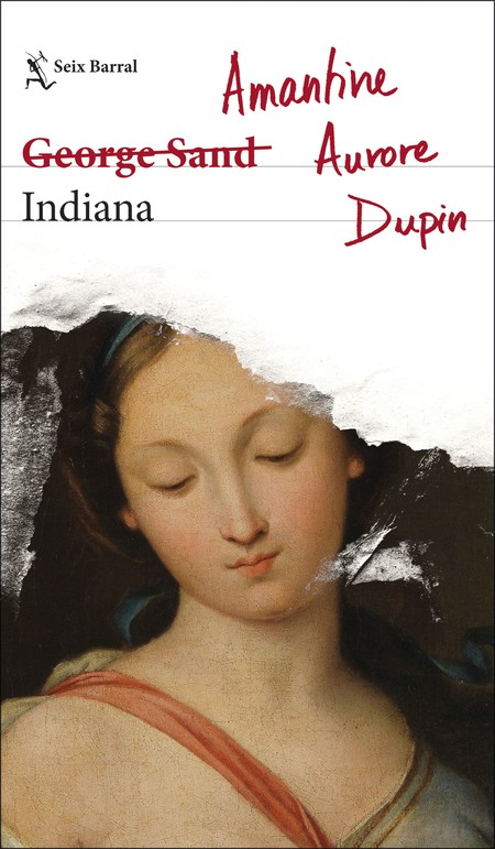 Portada Indiana Amantine Aurore Dupin George Sand 201912301307