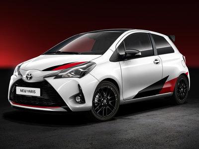 El Toyota Yaris ¡de 210 CV! llega para conectar el Yaris WRC con el mundo de las 'pelotillas' GT