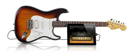 Apple y Fender lanzan una guitarra USB