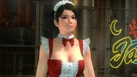 Dead or Alive 5 Ultimate nos muestra sus Maid Costume