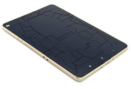 Xiaomi y Hasbro crean un elaborado Transformer Mi Pad 2, el nuevo Soundwave-tablet