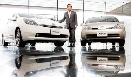 Más de 5,5 millones de híbridos Toyota en el mundo