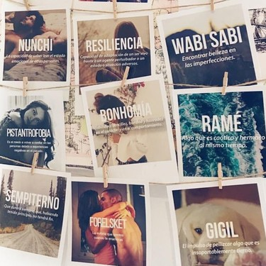 19 palabras que son tan bonitas que querríamos que existieran en todos los idiomas