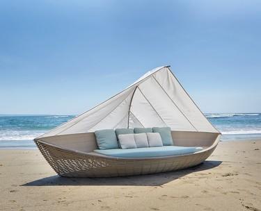 ¡Se acerca el verano! Muebles diferentes para dar el toque de diseño a tu jardín
