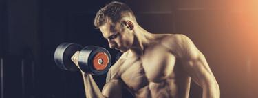 Los seis mejores ejercicios para hacer crecer tus brazos en el gimnasio
