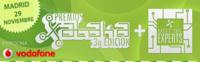 Vodafone patrocina los premios Xataka 2012 y trae el punto de encuentro de la Comunidad Xataka
