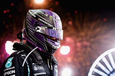Hamilton Barein F1 2021