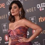Dulceida se convierte en el primer bluf de la noche de los Goya 2018