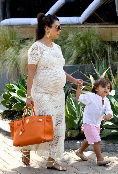 kourtney kardashian embarazada