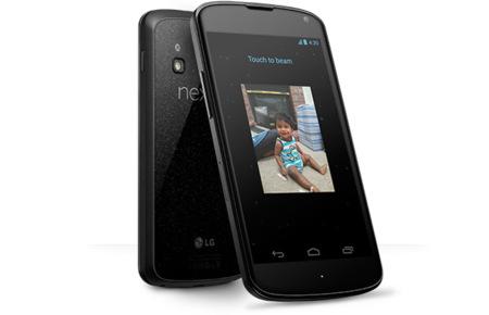 [Actualizado] Nexus 4, en España hoy. Google lo confirma