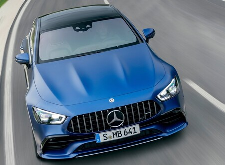 Mercedes Benz Amg Gt53
