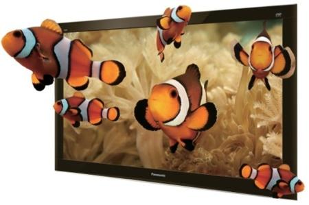 Televisores Panasonic para 2010: LED, Plasma y 3D