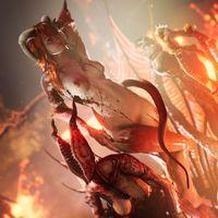La salvaje acción de Succubus en un gameplay de 13 minutos con mucha sangre y desmembramientos de por medio