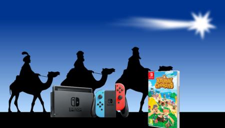 La mejor oferta de Reyes de Media Markt es la Nintendo Switch con Animal Crossing por 10 euros más: llévate todo por 339 euros