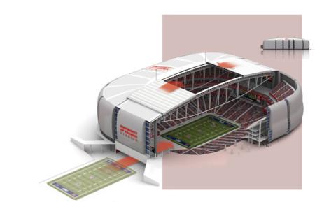 University Of Phoenix Stadium 01