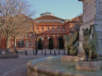 Cinco bellos rincones que nos muestran por qué Toulouse es la Ciudad Rosa