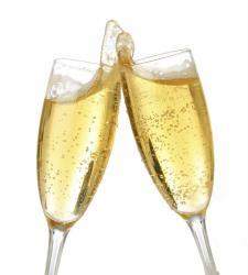 El champán gana al cava