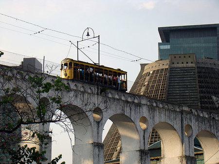 Rio de Janeiro: el Bondinho de Santa Teresa