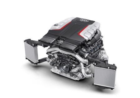 Audi SQ7 TDI motor V8