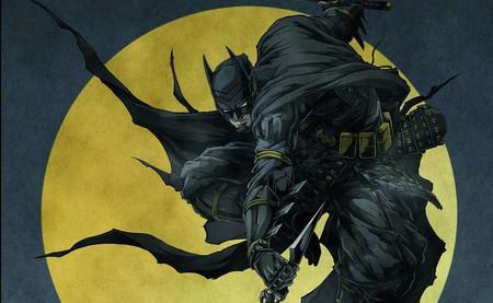 Brutales tráilers de 'Batman Ninja': el hombre murciélago como nunca lo habíamos visto