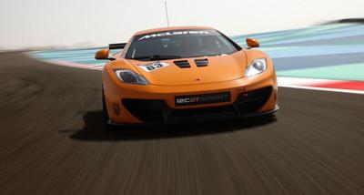 McLaren MP4-12C GT Sprint, sólo para circuito