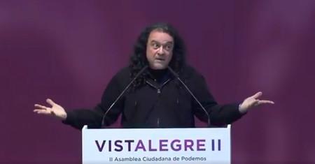 Los 11 momentos más indescriptiblemente chanantes de Vistalegre II, el congreso de Podemos