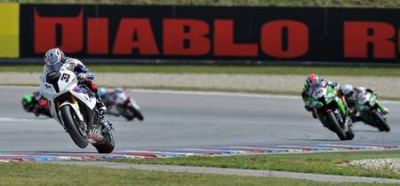 Superbikes República Checa 2012: Marco Melandri firma el doblete