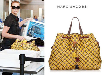 Bolso Python Robert Lexie de Marc Jacobs, la obsesión de Katherine Heigl