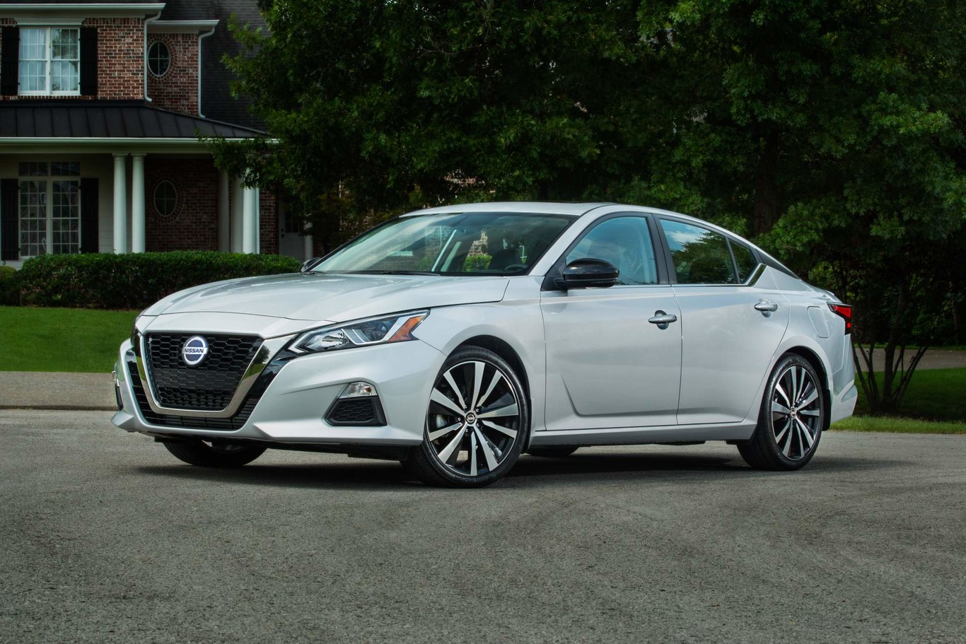 2021 Nissan Altima Coupe First Drive