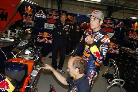 Sandro Cortese dará el salto a Moto2 el 2013 con el Team Intact GP