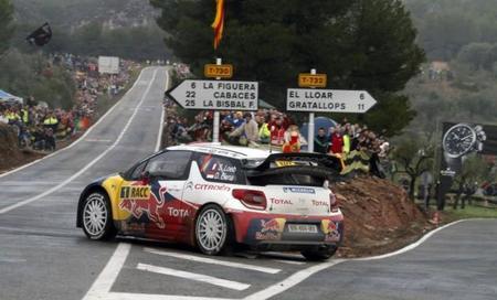 Rally de Catalunya 2012: Sebastian Loeb afianza su liderato