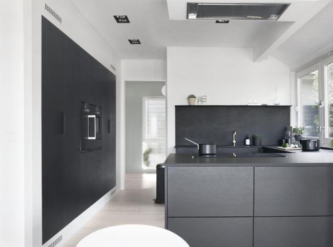 Antes y despu s una cocina que cambia de d cada cielo for Cielos rasos modernos