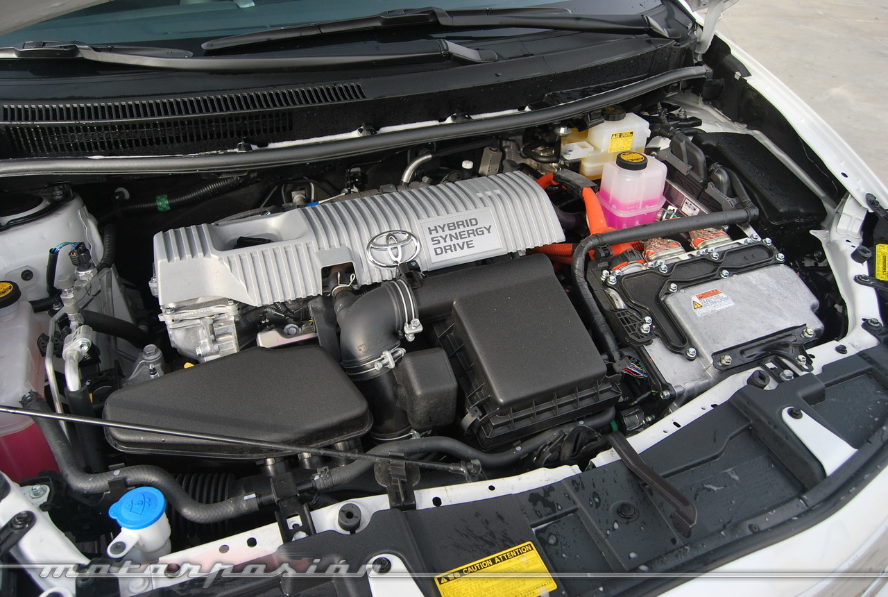 Toyota Auris HSD (prueba)