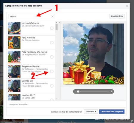 Como Anadir Un Marco Navideno A Tu Foto De Perfil De Facebook