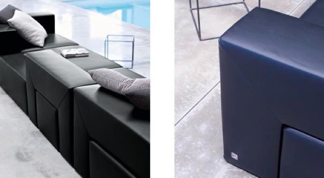 Foto de 100x100gracco de Busnelli, construye tu propio sofá (1/5)