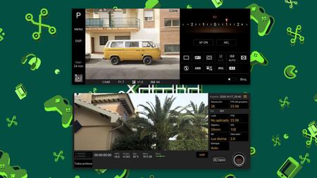 Apps Camaras Sony
