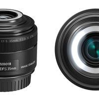 Canon EF-S 35 mm f/2,8 Macro IS STM, nuevo objetivo con LED integrado para los amantes de la fotografía macro