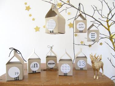 7 encantadores calendarios de Adviento para preparar la llegada de la Navidad
