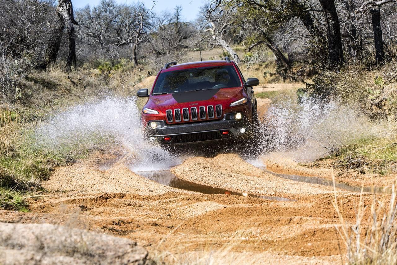 Foto de Jeep Cherokee 2014 (3/28)