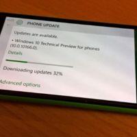 Tenemos nueva build de Windows 10 Mobile, con muchas soluciones de errores