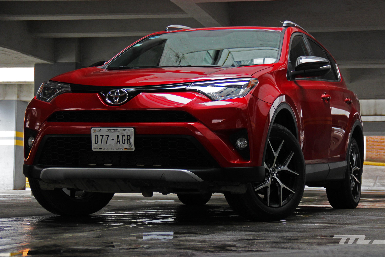 Probamos El Toyota Rav4 2016 Descubrimos Que El Que