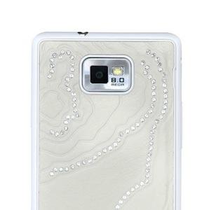 Samsung Galaxy SII Crystal Edition: una versión de lujo que Samsung trae al IFA 2012